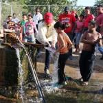 Gobernación inicia instalación de la red de agua en Morichalito 1