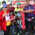 SANTAELLA ENTREGÓ DONATIVOS EN MEGA JORNADA SOCIALISTA 4