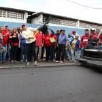 GOBERNACIÓN DE MONAGAS ASFALTA CALLES DE LOS GODOS 1