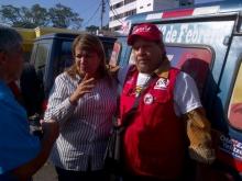 Compartiendo con Camarada Fredy Rojas